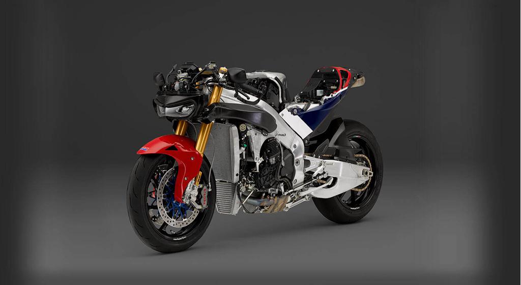 Honda RC213V S 2016 La Moto De Pista Para Los No Pilotos