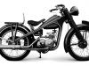 Honda dream D-type 1949