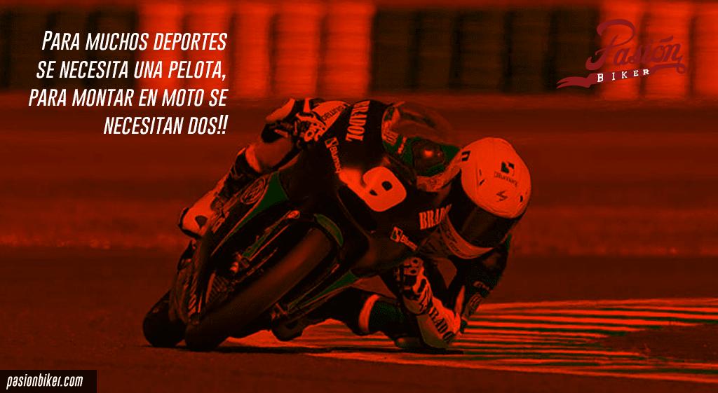 Las 10 mejores frases de un Motociclista Las 10 mejores frases de un Motociclista frases de motocicletas 3