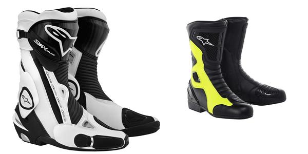 botas-Sport 6 tipos de botas para moto 6 Tipos de Botas para Moto botas Sport