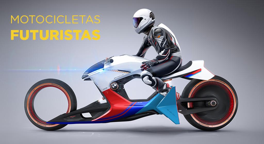 MOTOCICLETAS FUTURISTAS - Pasión Biker