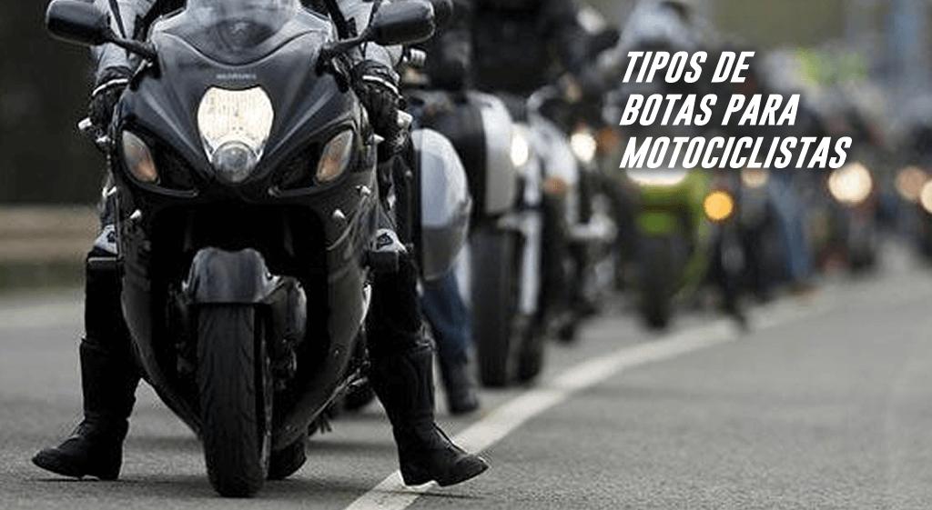 cb8bad86911 6 Tipos de Botas para Moto - Pasión Biker