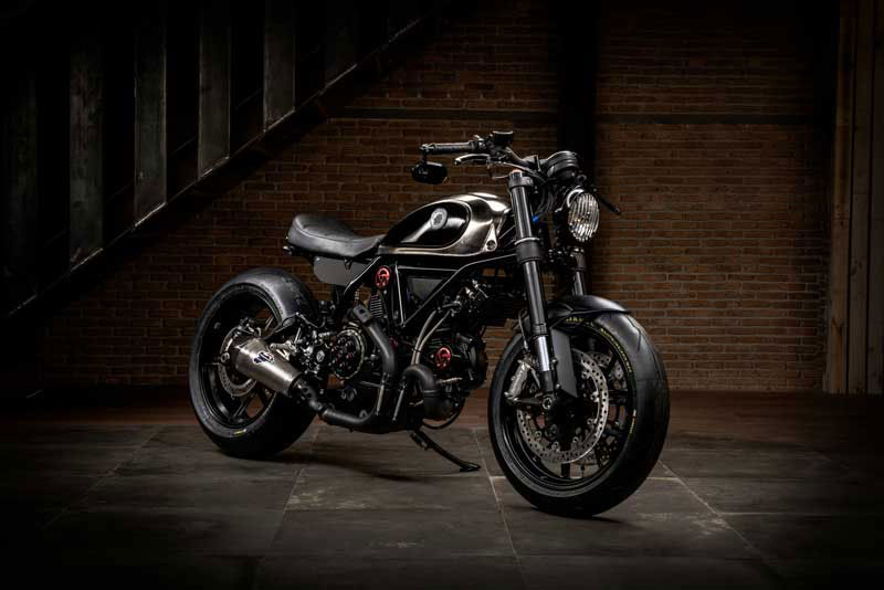 Scrambler CUSTOM RUMBLE CUSTOM RUMBLE Scrambler