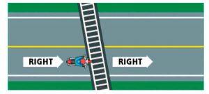 cruzar-vias-del-tren tren Cómo cruzar las vías del tren en moto y otros obstáculos cruzar vias del tren