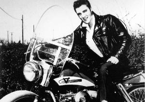 Elvis Presley Harley-Davidson, 1956 (2)