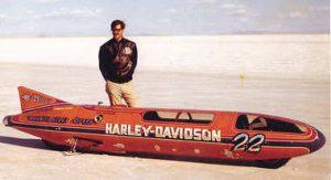 harley davidson velocidad