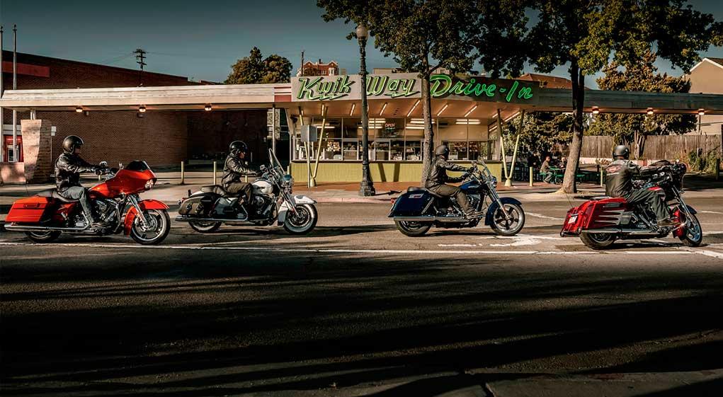 Ahorrar al viajar lejos en moto