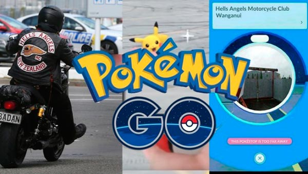 Aprende a jugar PokemonGo en moto