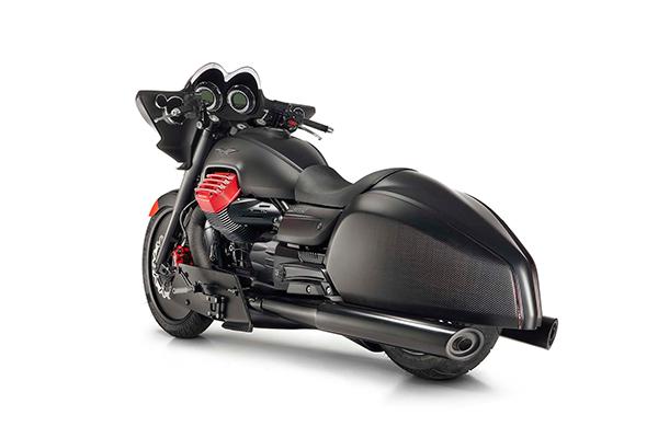 El nuevo modelo de la Gama California 1400 de Guzzi