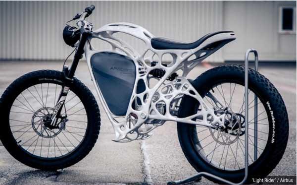 Light Rider a la venta a finales del año