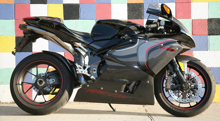 Las cinco motos más caras del mundo motos más caras del mundo Las cinco motos más caras del mundo MV Agusta F4CC1
