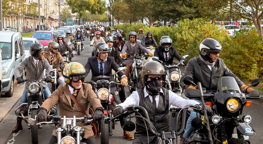Distinguised Gentlema's Ride 2016