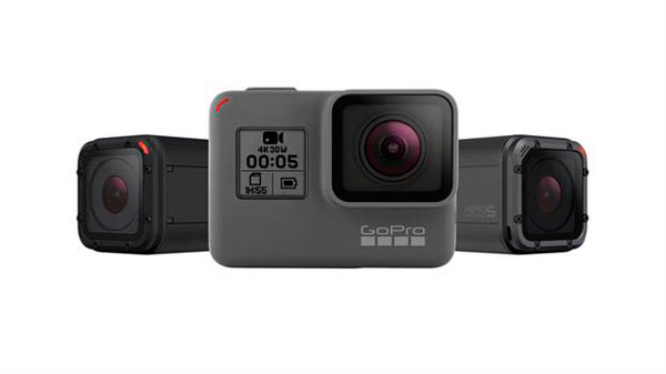 Hero 5 Black  Hero 5 Black GoPro regresa con todo y lanza Hero 5 Black y eso no es todo Hero 5 Black 1
