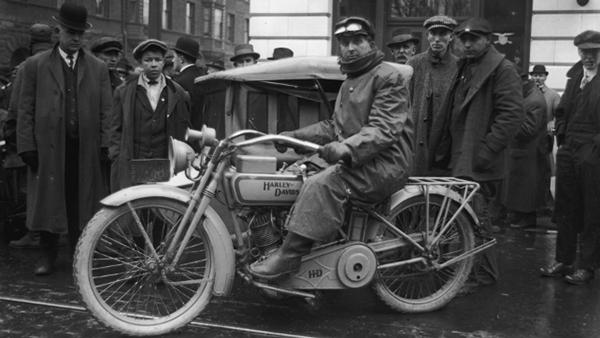 Historia de una legendaria firma demotocicletas