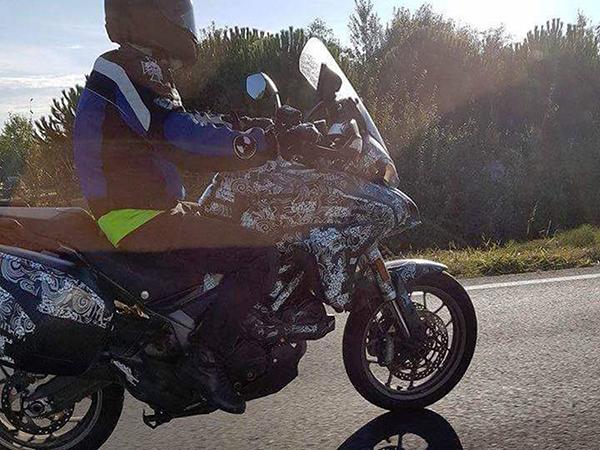 Rumores de una Ducati Multistrada 939