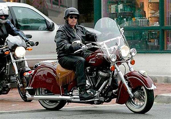 famosos Los famosos unidos por una adicción: las motocicletas famosos en moto 1