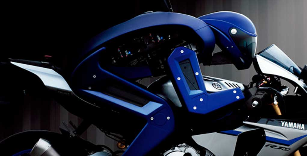 Motobot de Yamaha