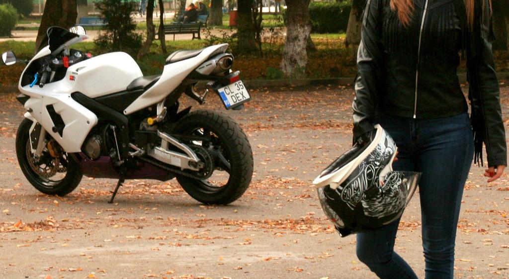 motos de chica