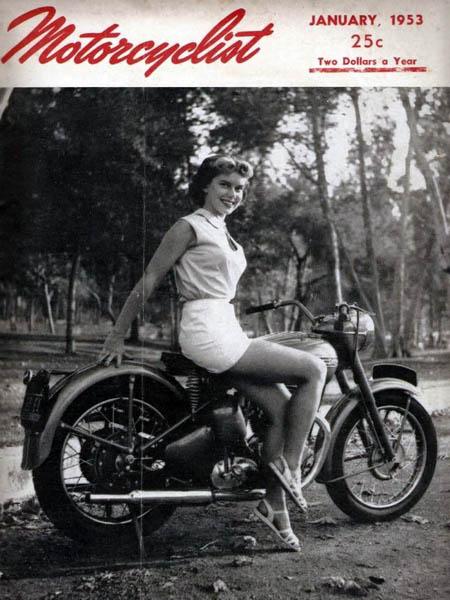 Chicas y Motos