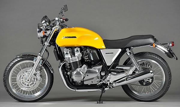 La Nueva Gama Honda CB1100