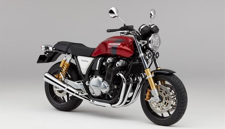 Nueva Gama Honda CB1100 Nueva Gama Honda CB1100 La Nueva Gama Honda CB1100 02 1