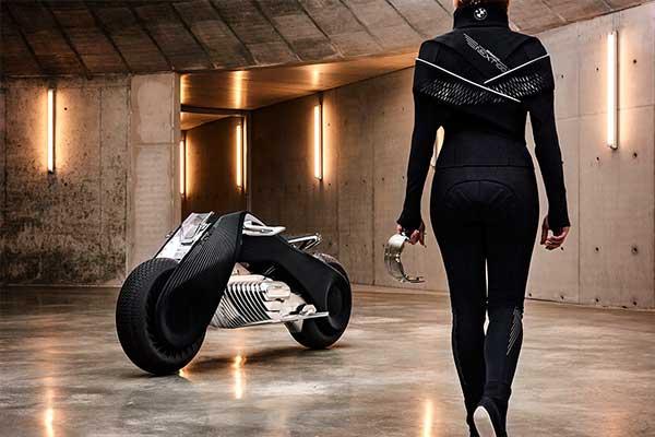 Motorrad Vision Next