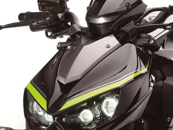Kawasaki Z1000 2017