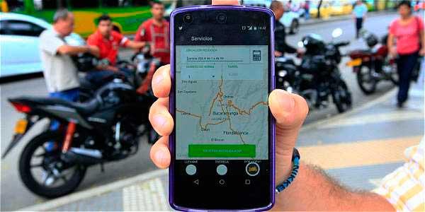 Uber Moto Uber moto Ya no podrás dejar la pasión biker de lado en uber moto uber moto1