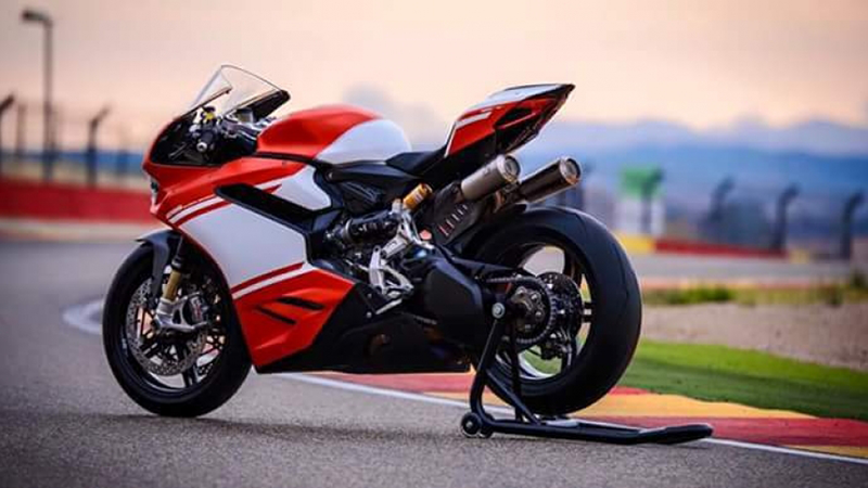 Panigale 1299 Superleggera 2017
