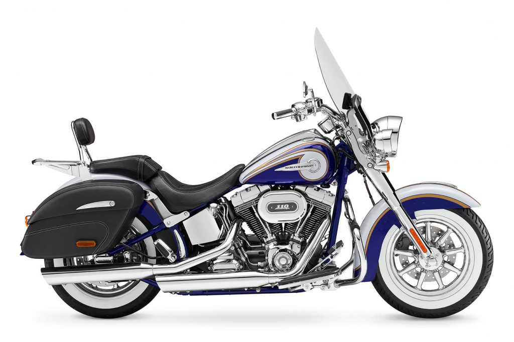 softail deluxe cvo