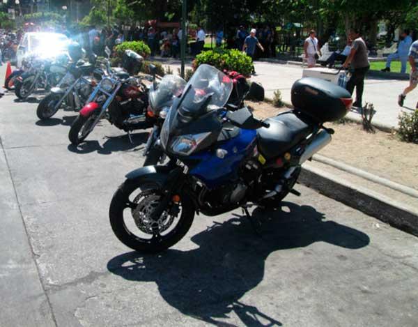 placas para motocicletas