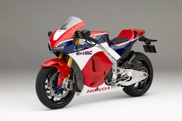 Las cinco motos más caras de este año