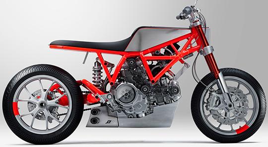 Motocicletas Naked-Scrambler