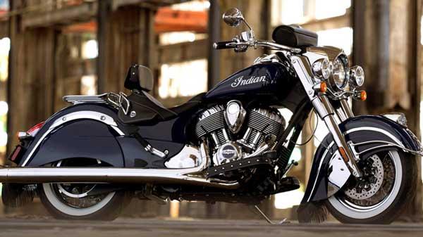 Fallas en motos Indian