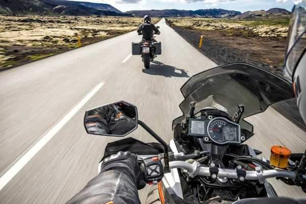 Retrovisor de motos