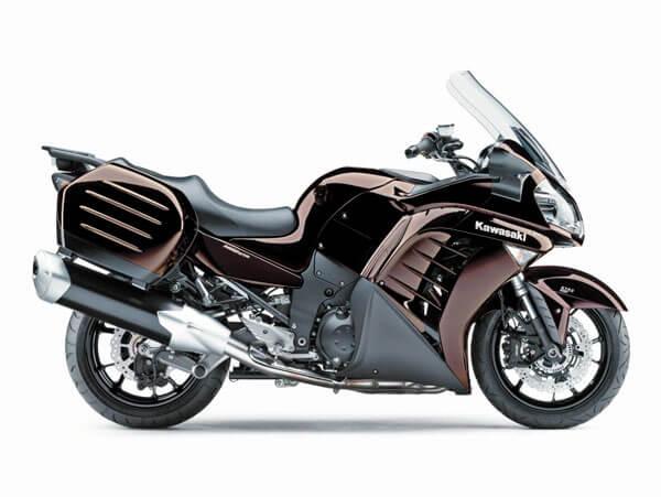 motos gran turismo