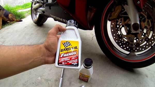 Los frenos de tu moto