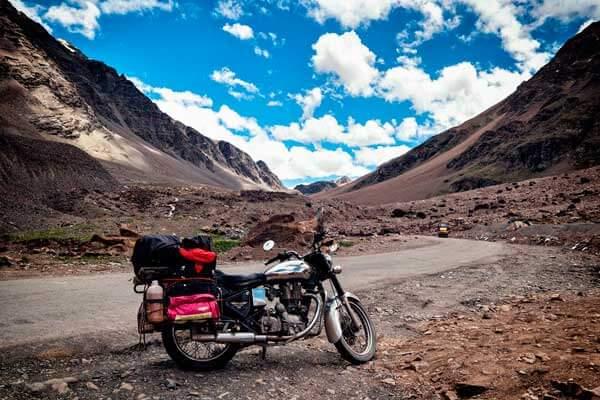 Tu moto durante el calor