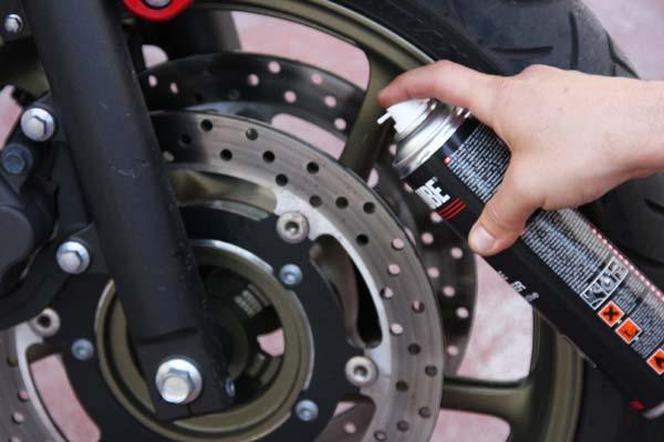 Reparar la moto tú mismo