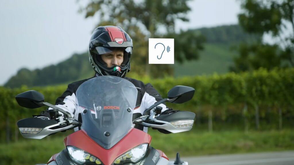 Ducati y Bosch