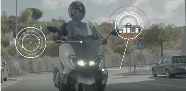 Yamaha y Vodafone