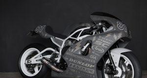 Kawasaki Ninja H2 por Wreenchmonkees