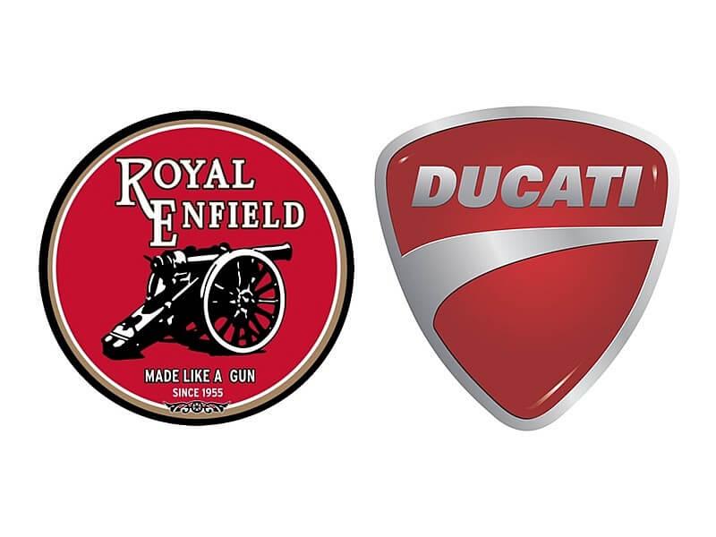 Royal Enfield compra Ducati