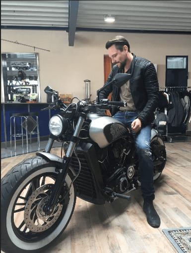 Ganar una Indian Motorcycle
