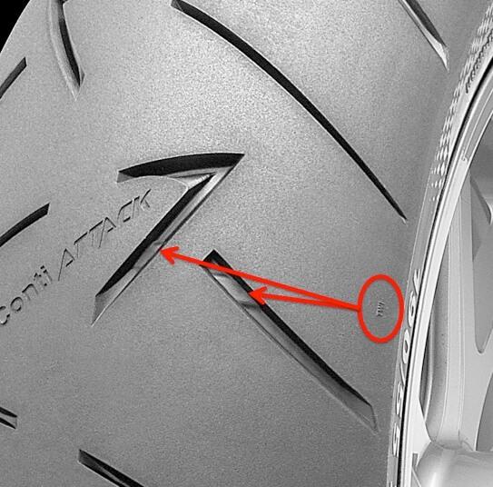 Cambiar los neumáticos de la moto