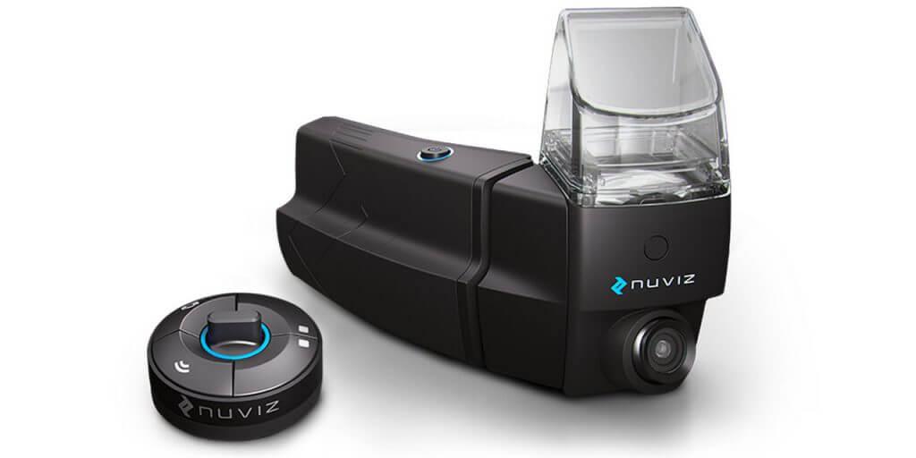 Nuviz con head-up display
