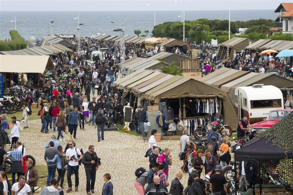 Wheeles and Waves el festival de motos