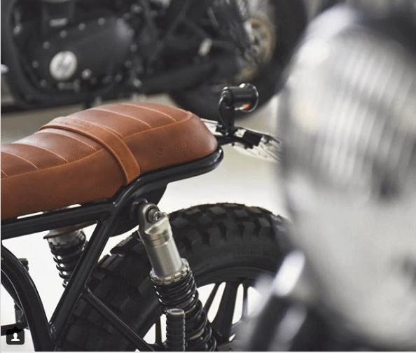 Xabi Alonso en moto