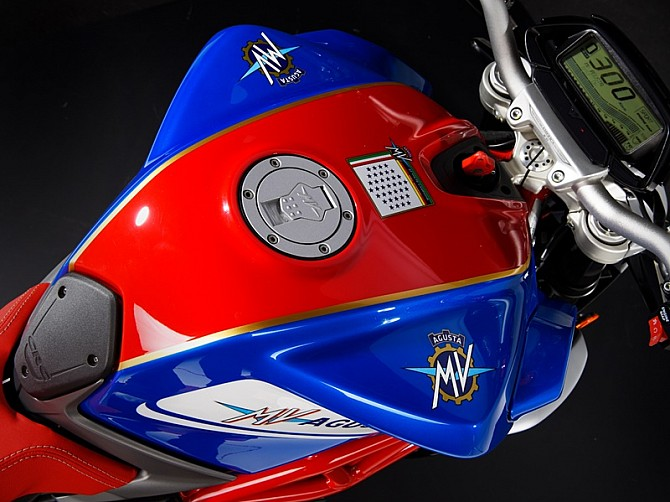 MV Agusta Brutale 800 America Special Edition.