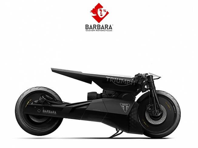 Barbara Custom Motorcyles